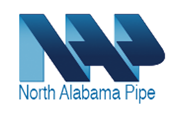 North Alabama Pipe Logo